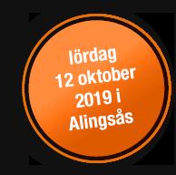 Lördag 12 oktober 2019 i Alingsås